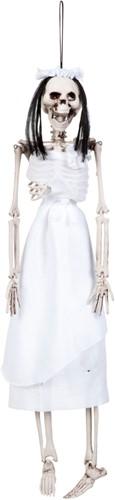 Deco Enge Bruid Skelet (42cm)