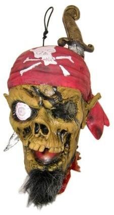 Hangdecoratie Afgehakt Hoofd Piraat