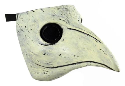 Masker Venetiaanse Pestmeester Latex (Gezichtsmasker)