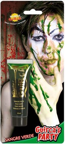 Groen Zombie Bloed (20ml)