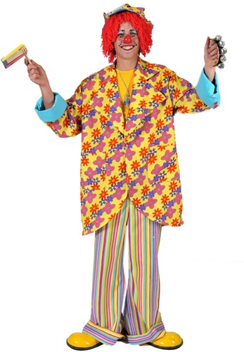 Clown Flower Halloween