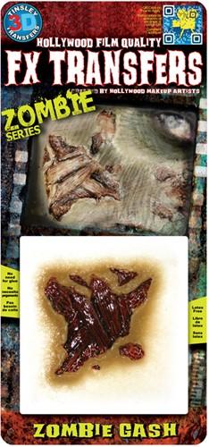 Professionele Special FX Wond - Zombie Gash