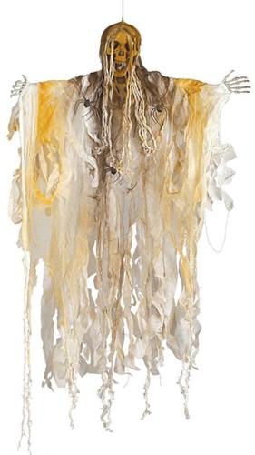 Skelet Hangdecoratie met Licht (140cm)
