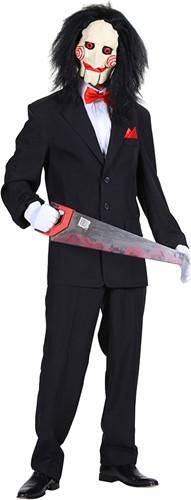Halloween Kostuum Jigsaw (5dlg)
