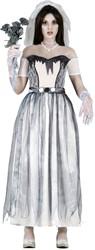 Dameskostuum Zombie Bride