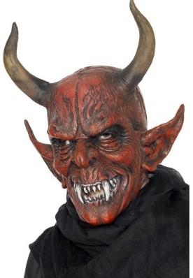 Masker Devil Demon