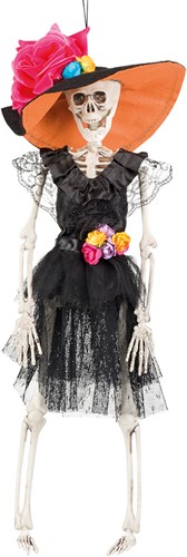 Halloween Hangdeco Day of the Dead El Flaca(40cm)