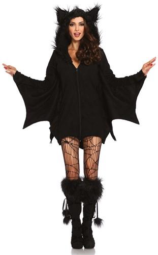 Cozy Bat Kostuum voor Dames