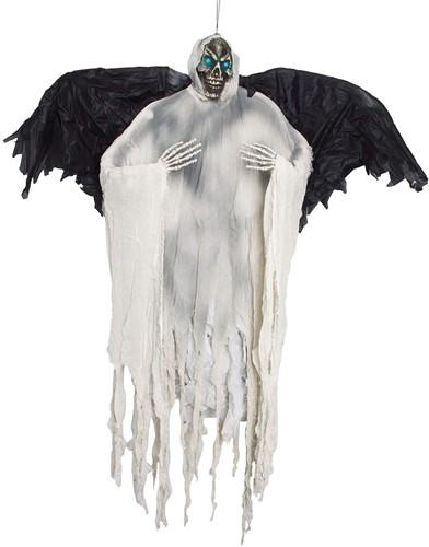 Hangdeco Skull met Vleugels (1,8m)