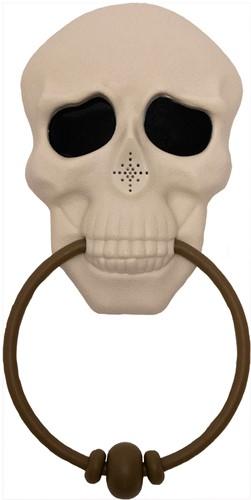 Deurklopper Halloween Skull (30x15cm)