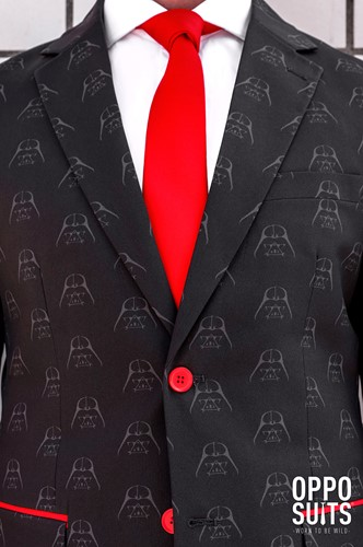 Herenkostuum OppoSuits Darth Vader™ (Star Wars™) (detail)