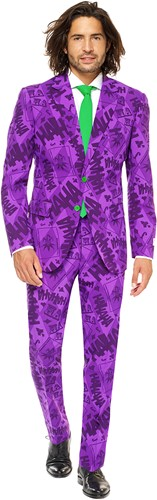 Herenkostuum OppoSuits The Joker ™ (voorkant)