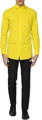 OppoSuits Overhemd Yellow Fellow