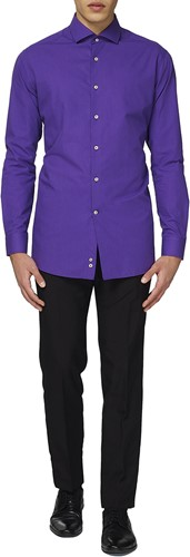 OppoSuits Overhemd Purple Prince