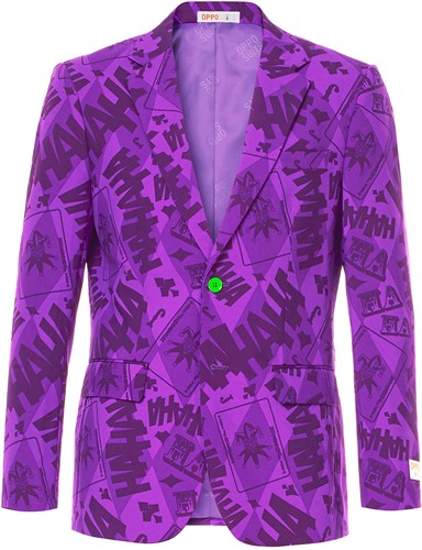 Herenkostuum OppoSuits The Joker ™ (colbert)