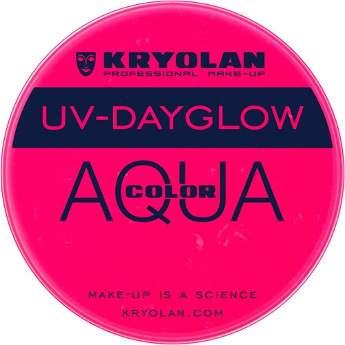 UV-Dayglow 15 ml Aquacolor KRYOLAN Pink