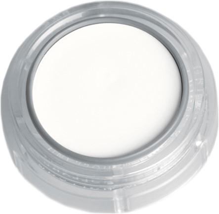 Water Make-up Grimas 001 Wit (2,5ml)